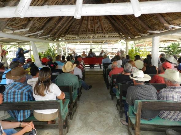 Dispuestos campesinos camagüeyana a incrementar la producción