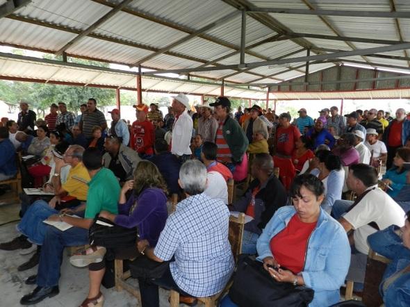 El municipio de Camagüey cuenta con alrededor de dos mil usufructuarios de tierra