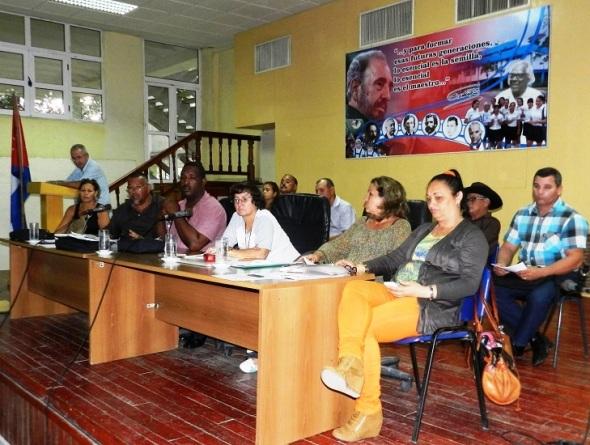 Expresan confianza de la Revolución en campesinado camagüeyano