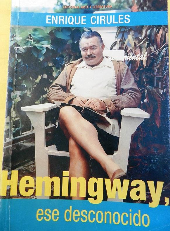 Hemingway ese desconocido