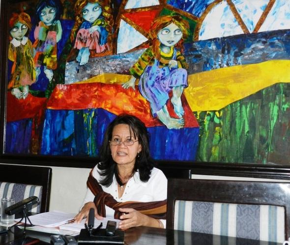 María Isabel Carmenates