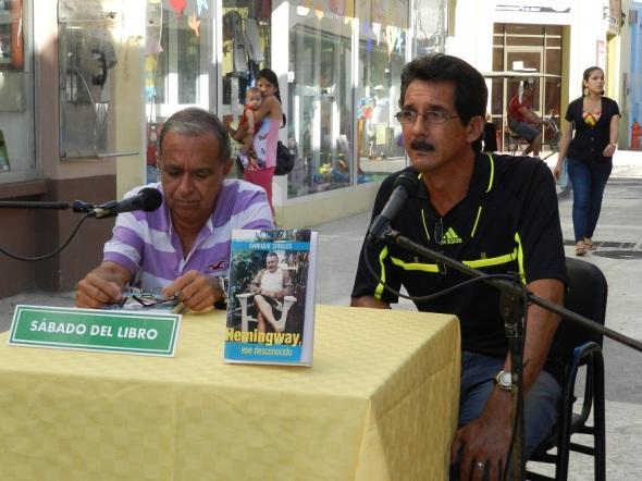 Santos Caballero y Alejandro González