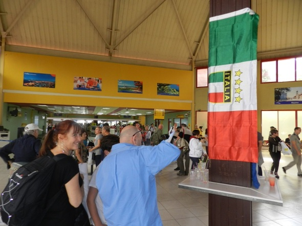 Vuelo directo desde Milan, Italia a Camagüey