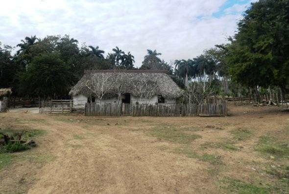 Bohio en  Los Güiros