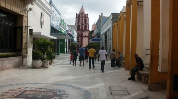 Calle Maceo, ciudad de Camagüey, Patrimonio Cultura de la Humanidad