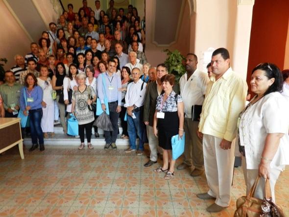 Delegados al evento Desafio de ciudades