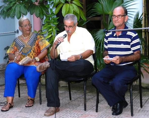 Escritor Ernesto Agüero