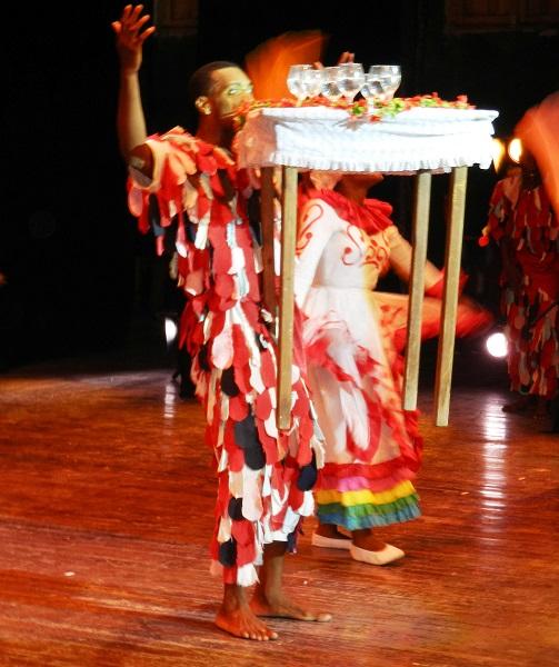 Espectacular Gala por los 502 años de la fundación de la  villa de Santa María del Puerto del Príncipe, hoy Camagüey. Cuba