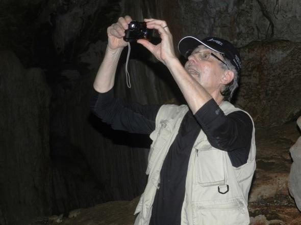 Arqueólogo francés reconoce en Camagüey conservación de pictografías aborígenes