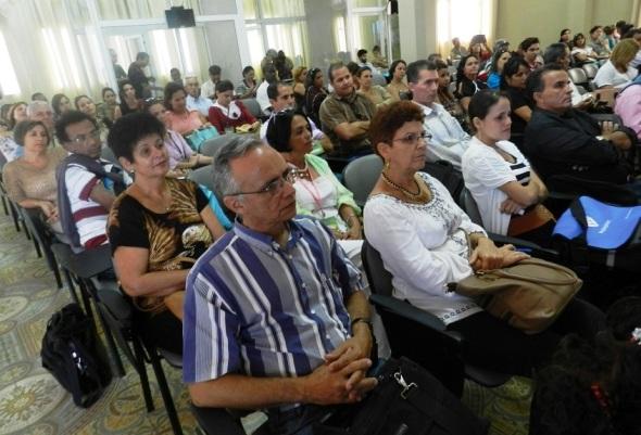 Los delegados examinaron diversas estrategias y proyectos
