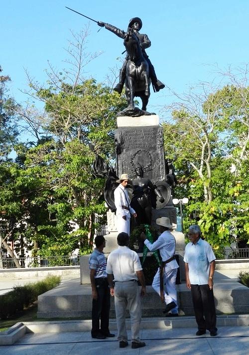 Monumento a El Mayor General Ignacio Agramonte Loynaz