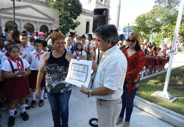 Otorgan a la Oficina del Historiador de la Ciudad de Camagüey un Reconocimiento Especial