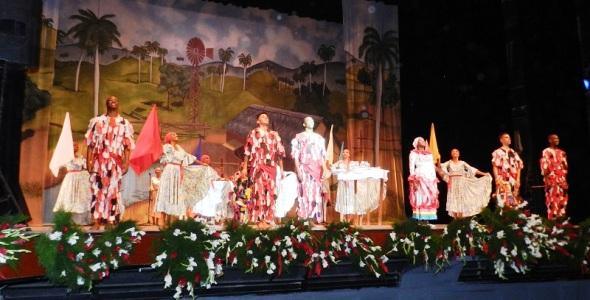 Para recordar la Gala por los 502 años de la fundación de la  villa de Santa María del Puerto del Príncipe, hoy Camagüey. Cuba