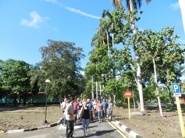 Parque Botánico de Camagüy, Cuba