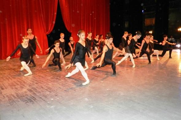 Una potencia en el ballet Gala por los 502 años de la fundación de la  villa de Santa María del Puerto del Príncipe, hoy Camagüey. Cuba