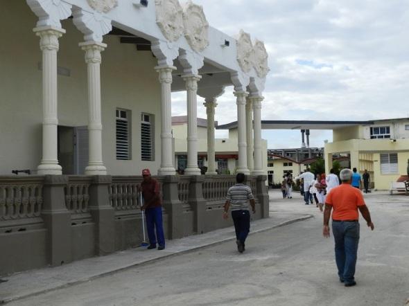 Ese edificio circular era, ha sido y será parte de la historia de este Camagüey