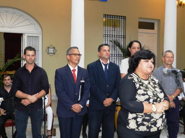 Gloria Rivero, directora nacional del Inmobiliario del Turismo informó que en los últimos dos años se han entregado en la ciudad de Camagüey 74 nuevas habitaciones