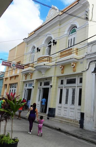 Hotel Colón, del Grupo Islazul, Camagüey, Cuba
