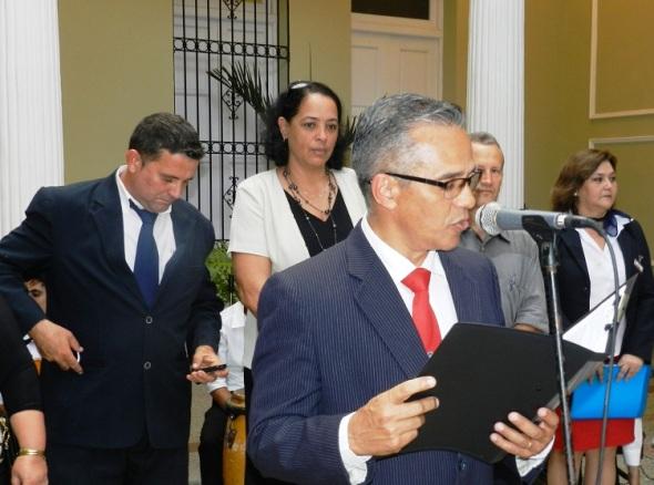 Juan José Díaz Tong director general del Complejo Hotelero Camagüey Ciudad