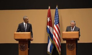 raul y Obama declaraciones