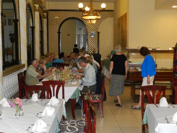 RestauranteHotel  Colón, Cam,agüey, Cuba