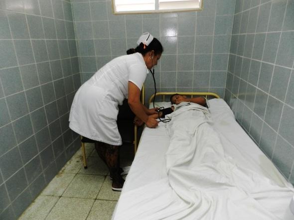 "Sala de Salud mental Hospital Pediátrico Provincial ""Eduardo Agramonte Piña"""