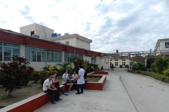 """Y tres décadas después el Hospital Pediátrico Provincial """"Eduardo Agramonte Piña"""", parafraseado aquella afirmación de Fidel, nuevamente ha quedado muy bien."""