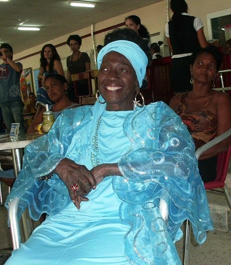 Con 97 años de edad continúa activa en la canción