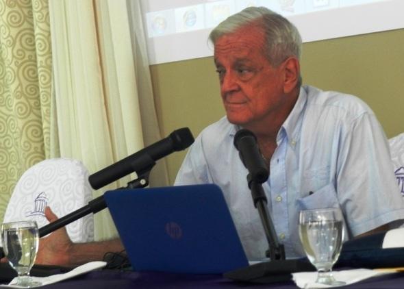 Doctor en Ciencias Luis Álvarez . Foto Lázaro D. Najarro