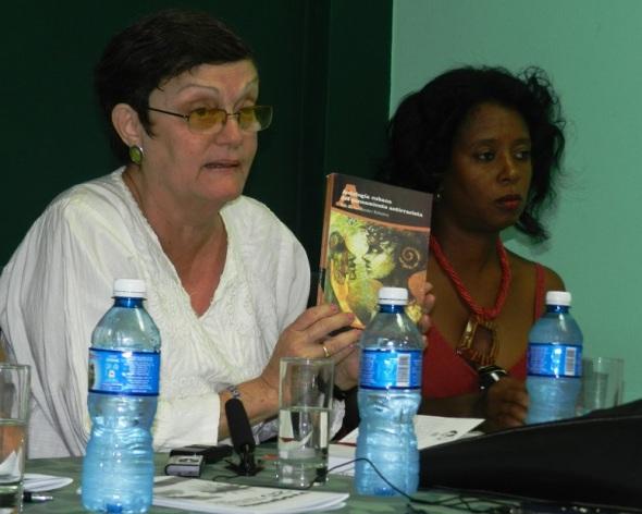 Doctora en Ciencias Olga García Yero