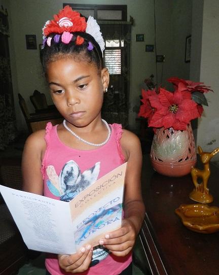 El amor natural en exposición camagüeyana Proyecto Aurora