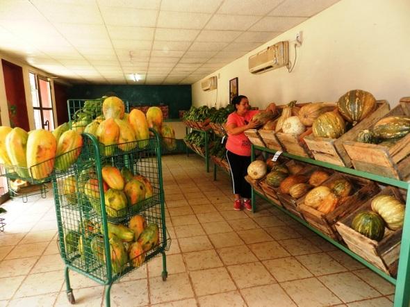 El mercado El Surco distingue por la calidad y variedad