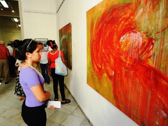 Exposición colectiva Para mirar a la Mujer