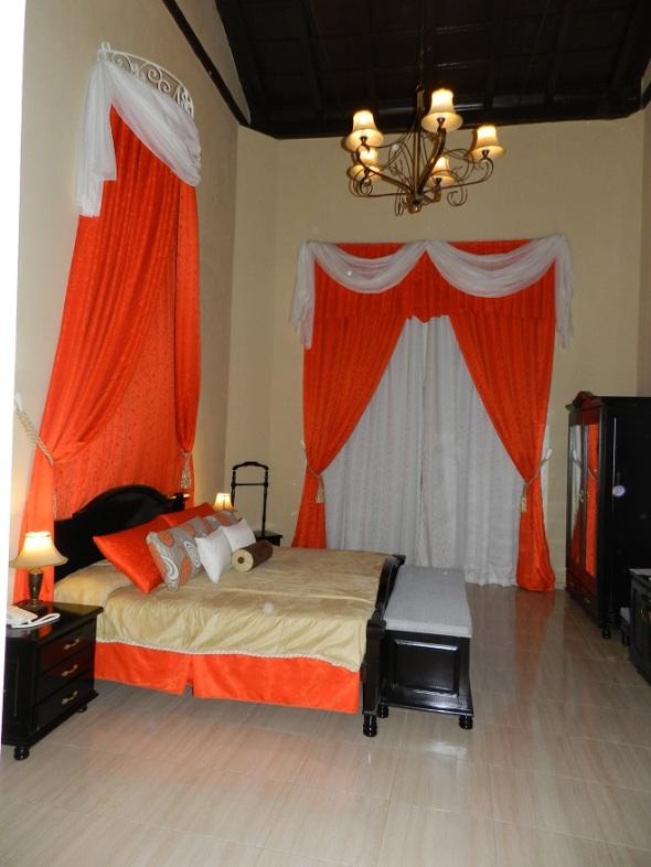 Habitación matrimonial hoteles E en la ciudad de Camagüey