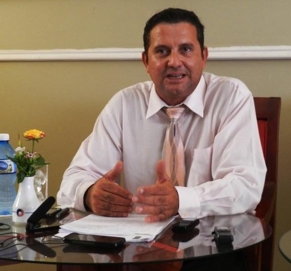 Julio del Toro, delegado del grupo Cubanacán en esta provincia