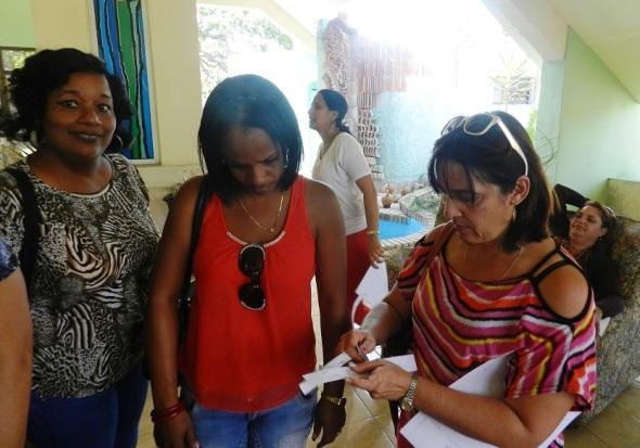 La mujer camagüeyana bien representada en el VII Congreso