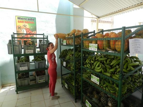 Mercado de San Rafael distingue por la calidad