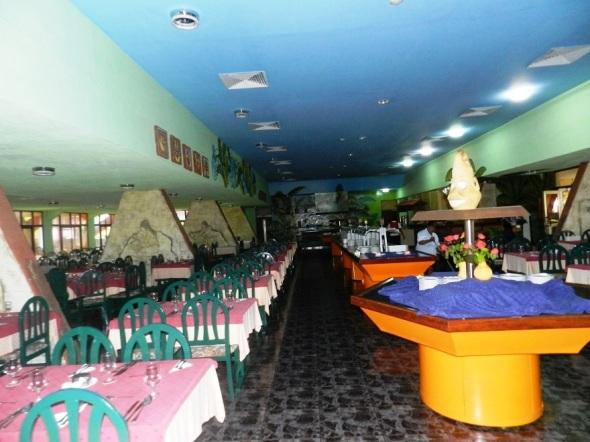 Restaurante del mayanabo. Foto Lazaro D. Najarro
