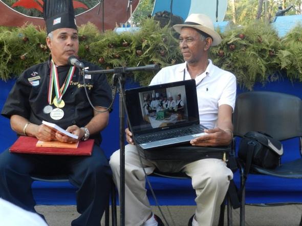 Transmitir sus experiencias y conocimientos a colegas de unidades gastronómicas de Camagüey