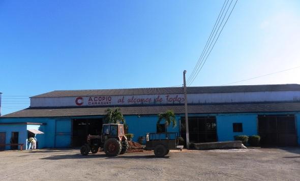Unidad Empresaria en el municipio de Camagüey