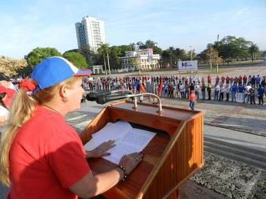 1ro de Mayo en Camagüey, Cuba. Fto Lázaro D. Najarro Pujol (1)
