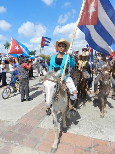 1ro de Mayo en Camagüey, Cuba. Fto Lázaro D. Najarro Pujol (12)