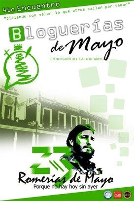 Bloguerias de Mayo 2016