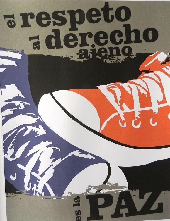 Colección de carteles en Camagüey (2)