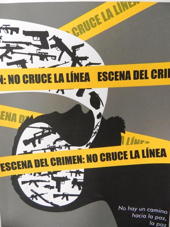 Colección de carteles en Camagüey (3)