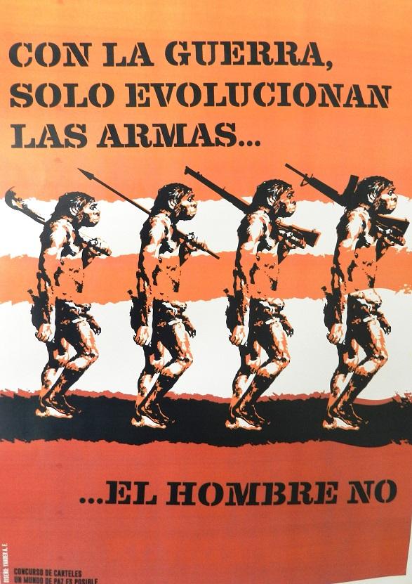 Colección de carteles en Camagüey (5)