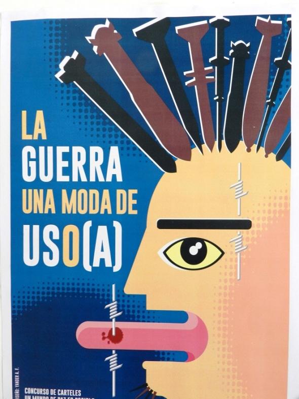 Colección de carteles en Camagüey (6)