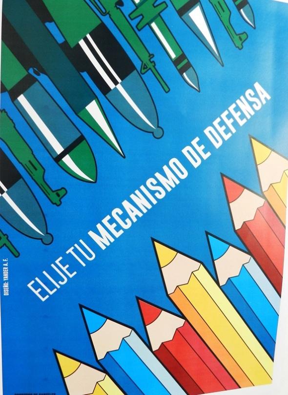 Colección de carteles en Camagüey (7)
