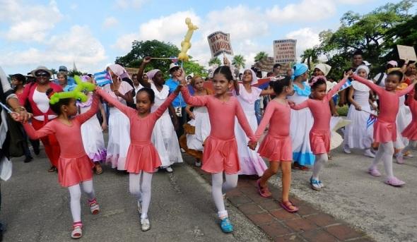 Día Internacional de los Trabajadores, Camagüey, Cuba- Foto Lázaro D. Najarro Pujol (1)
