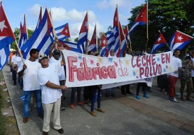 Día Internacional de los Trabajadores, Camagüey, Cuba- Foto Lázaro D. Najarro Pujol (3)